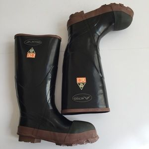 Acton Protecto Natural Rubber Safety Boot